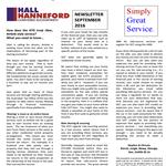 September 2016 Newsletter PDF